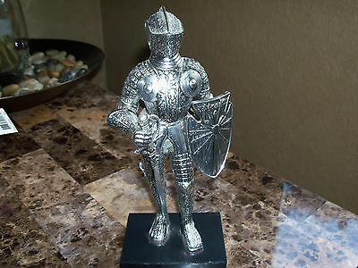 Medieval Knight Statue Made In Hong Kong