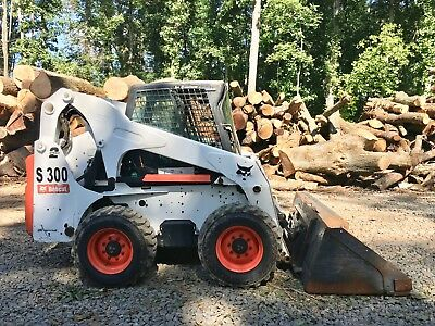 2007 Bobcat S300 Skid Steer