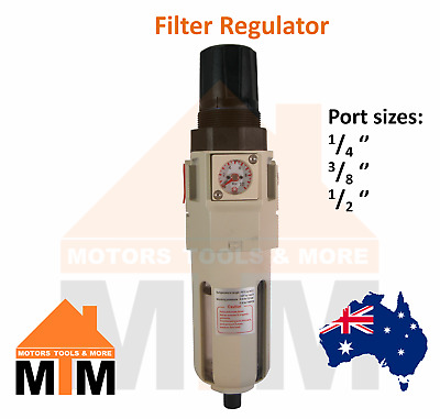Filter Regulator for Pneumatic systems Air-Regulator Airline FR