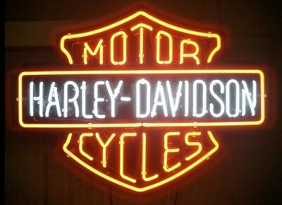 American Eagle Automobile - Motorcycle Neon Light Sign - ME094 **FREE SHIPPING**