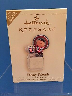 2006 Hallmark Frosty Friends, Limited Quantity, REPAINT, COLORWAY