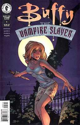 Buffy the Vampire Slayer (1998 - 2003) #5 - Cover A
