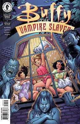 Buffy the Vampire Slayer (1998 - 2003) #7 - Cover A
