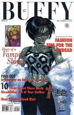 Buffy the Vampire Slayer (1998 - 2003) #10 - Cover A