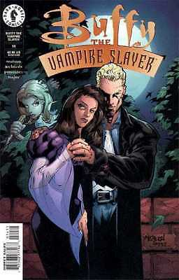 Buffy the Vampire Slayer (1998 - 2003) #14 - Cover A