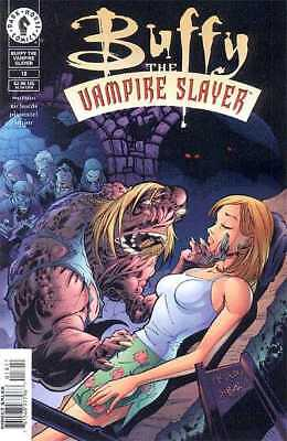 Buffy the Vampire Slayer (1998 - 2003) #18 - Cover A