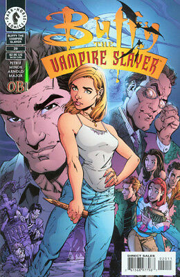 Buffy the Vampire Slayer (1998 - 2003) #20 - Cover A