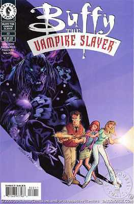 Buffy the Vampire Slayer (1998 - 2003) #22 - Cover A