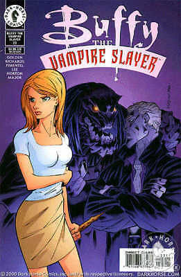 Buffy the Vampire Slayer (1998 - 2003) #23 - Cover A