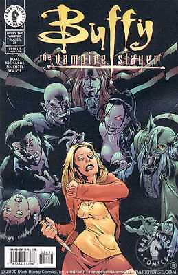 Buffy the Vampire Slayer (1998 - 2003) #26 - Cover A