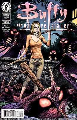 Buffy the Vampire Slayer (1998 - 2003) #27 - Cover A