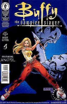 Buffy the Vampire Slayer (1998 - 2003) #30 - Cover A