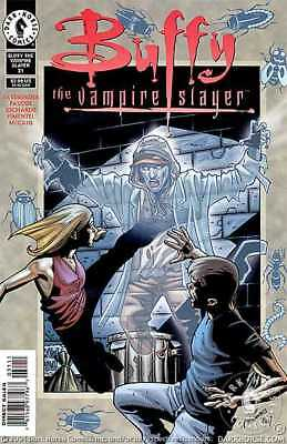 Buffy the Vampire Slayer (1998 - 2003) #31 - Cover A