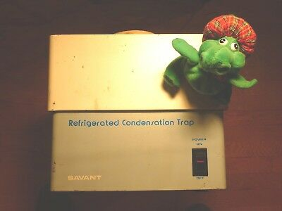 Savant Refrigerated Condensation Trap RT100A
