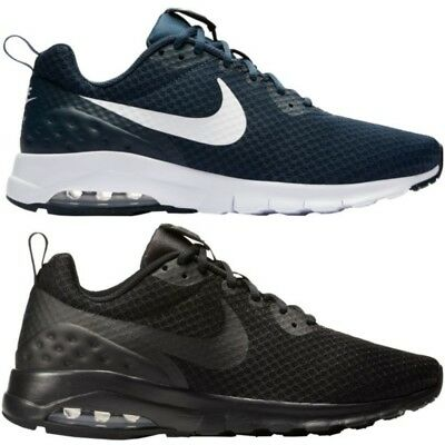 New Nike Men's Air Max Motion Shoes Black Casual Shoes Fashion Athletic Sneakers