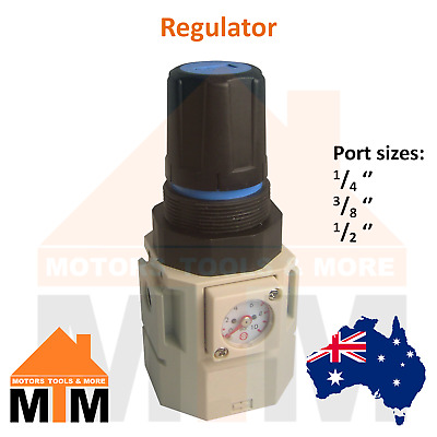 Regulator for Pneumatic systems Air Compressors Airline R