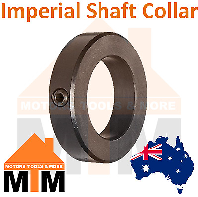 "IMPERIAL Shaft Collar ,1/4"", 3/8'', 1/2"", 5/8"", 3/4"", 7/8'', 1"", 1-1/8"", 1-1/4"""