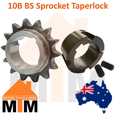 10B BS Sprocket Taperlock Any Bore Size