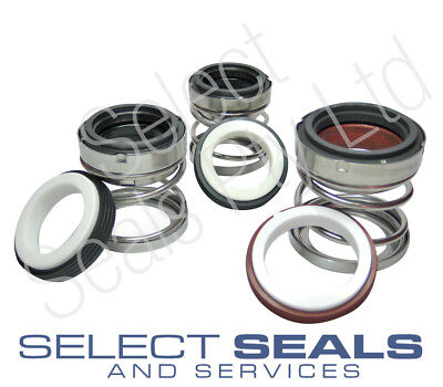 """1"""" Type T21 25.4 mm AES PO4 Single Spring Mechanical Shaft Seal - Carbon/Ceramic"""