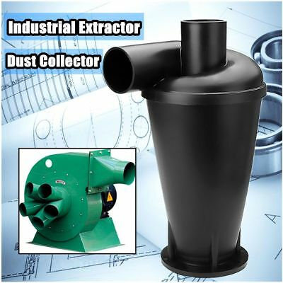 Cyclone Filter Dust Collector Woodworking For Vacuums Dust Extractor Separator