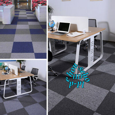 For Home Shop Office Commercial Use 20 x Carpet Tiles 5SQM Box Retail In 5Colour
