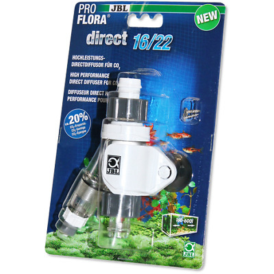 JBL ProFlora Direct Inline CO2 Diffuser 16/22 @ BARGAIN PRICE!!!