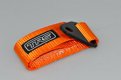 TRS Tow Strap Loop ORANGE -  SPOOX MOTORSPORT