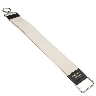 Dovo Solingen Leather and Fabric Strop for Straight Edge Razors - 38 cm