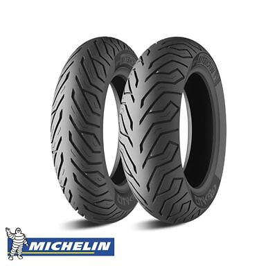 Michelin City Grip 120/70-12 Front Scooter Tyre for Kymco Agility Carry 50 12-17