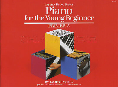 Bastien Piano For The Young Beginner Primer A Sheet Music Book Learn How To Play