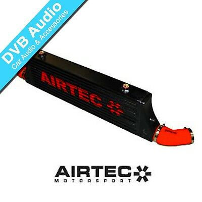 Airtec Fiat Punto Abarth Uprated FMIC Front Mount Intercooler Upgrade