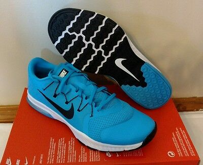NIKE Mens ZOOM TRAIN COMPLETE TRAINING SHOES 882119-400 >>SUPER FAST SHIPPING!!