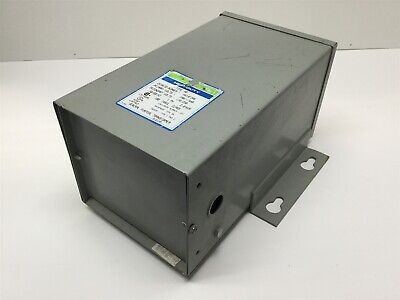 EGS Hevi Duty HS14F2AS General Transformer 2kVA Pri: 190/-/440V Sec: 110/220V