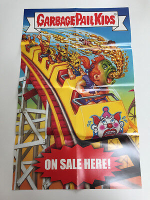 2003 USA Garbage Pail Kids ALL NEW SERIES 1 BOX Poster On Sale Here - NO Gum