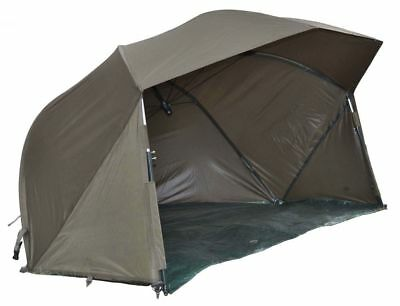 MK Angelsport Short Session Shelter 60 Brolly Bivvy Karpfenzelt Angelzelt Zelt