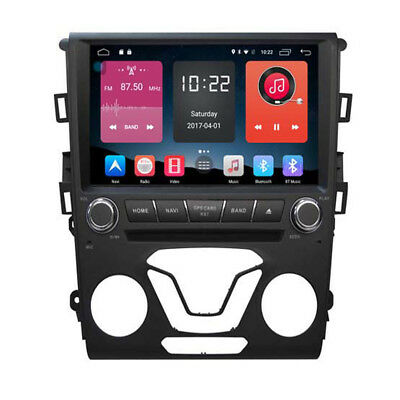 "8"" Android 6.0 Car DVD Player GPS Radio for Ford Mondeo Fusion 2013-2015 TPMS"