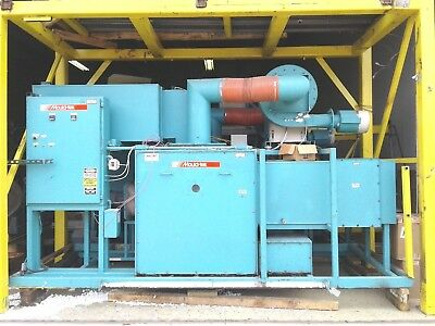 2000 lb/hr. Mould Tek Drying System, 1998