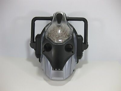 Dr.Who Talking Cyber Leader Cyberman Helmet Sounds and Voice Changer