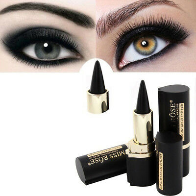 Long Lasting Eyeliner Stick Black Gel Waterproof Eye Pencil Makeup Tool Cheap