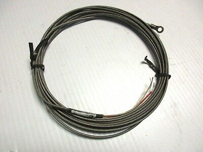 Husky Thermocouple  Washer (Cable) Braided Metal Sleeve  Pn: 699020