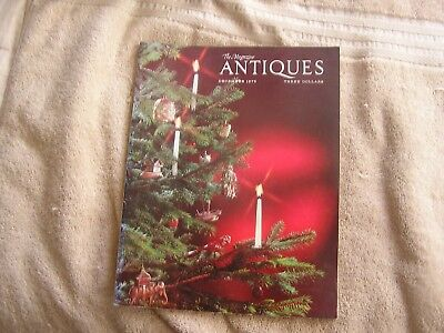 The Magazine Antique December 1975