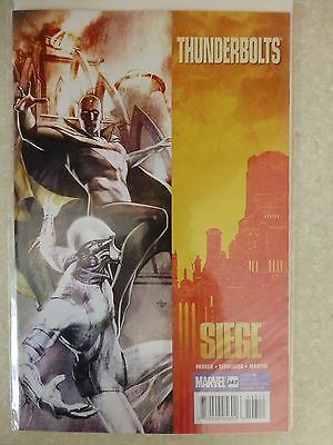 """""""Siege"""" Thunderbolts Issue 143 """"First Print"""" - 2010"""
