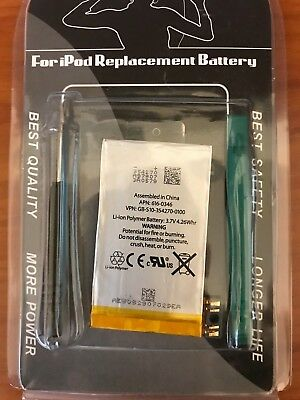 New Apple Replacement Battery for iPhone 3G Li-ion Polymer 3.7V 616-0346