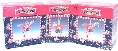 Mary Engelbreit Christmas Collection Ornament Set of 3