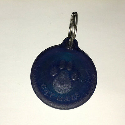 Used Pet Mate Electronic ID Disc for ELITE Door Flap Cat Coller