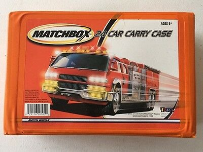 Matchbox 24 Car Carrying Case Full, Instant Collection From Vintage To New!!!