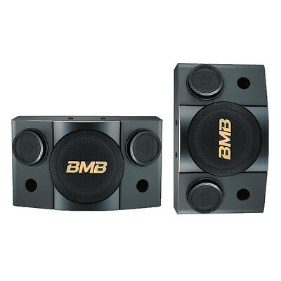 "BMB CSE-308 400W 8"" 3-Way Karaoke Speakers (Pair)"