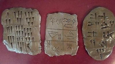 Cuneiform Tablets Recreations