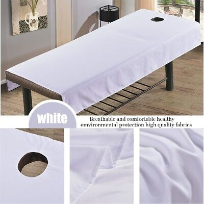 1pcs Beauty Massage Bed Plinth Treatment Couches Cover With Breath Hole 190x80cm