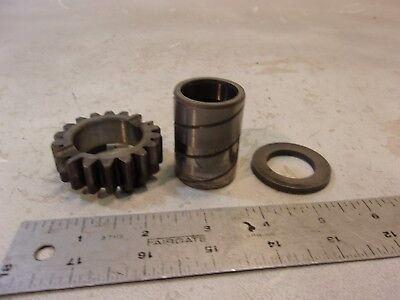 BSA KICKSTART RATCHET PINION GEAR M20 M21 M33 B31 B32 B33 B34 66-3079 66-3080